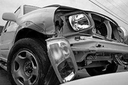 fender bender accident results